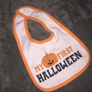 Carters Bib My First Halloween 🎃